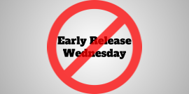 No early release days (2018-2019)