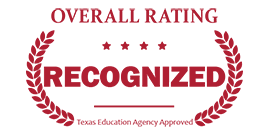 Texas Education Agency Recognized Campus