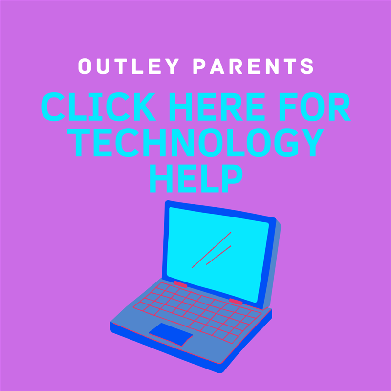 This link is for parents to alert the campus to assist them with their technology needs.