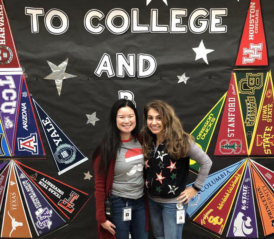 To College and Beyond - Nguyen and Fitz