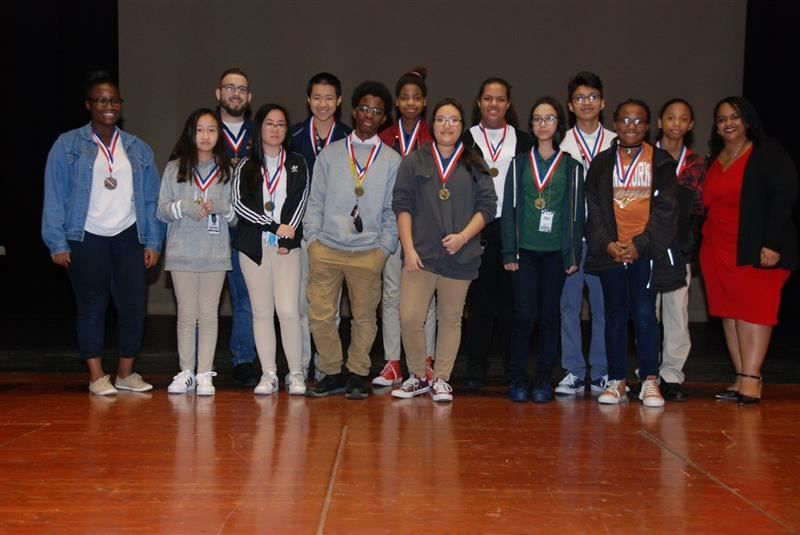 Alief ISD District Science Fair