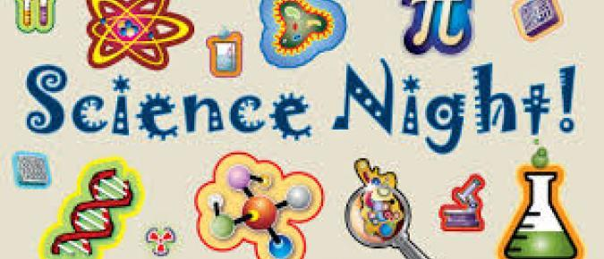 Family Mad Science Night Nov. 30