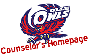 Olle Owl's Counselor's Homepage Logo
