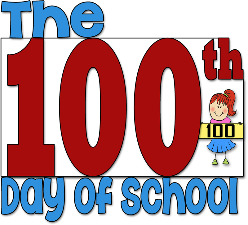 The 100th Day of School is on January 28th!