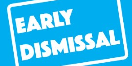 Early Dismissal-December 21st