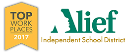Letter from Alief ISD