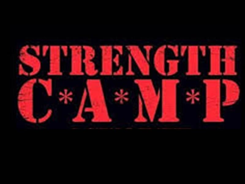 Summer Strength Camp
