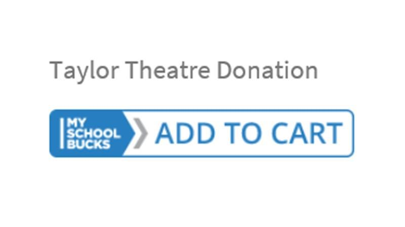 Taylor Theatre Donation