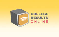 College Results Logo