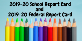 Image for School and Federal Report Card