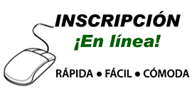 Online Registration in Spanish - Fast Easy Convenient with mouse