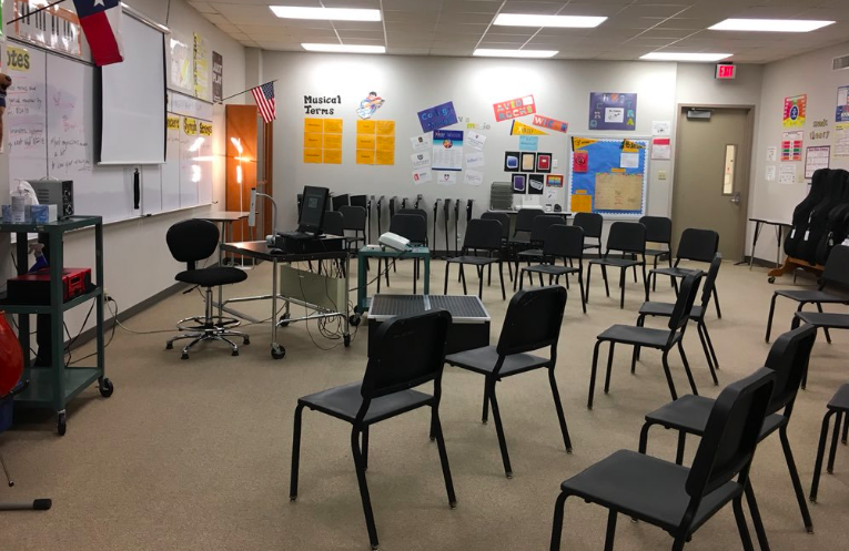 AMS Orchestra Classroom