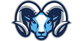 Elsik High School ram head logo