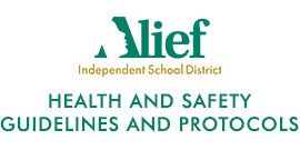 Health and Safety Guidelines and Protocols with district logo
