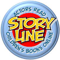 Link to Storyline, where actors read children's books