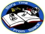Astronauts read books from outer space!