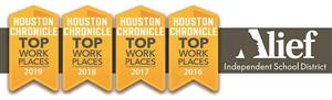 Houston Chronicle Top Work Place