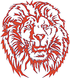 Alief Taylor Football Lions logo