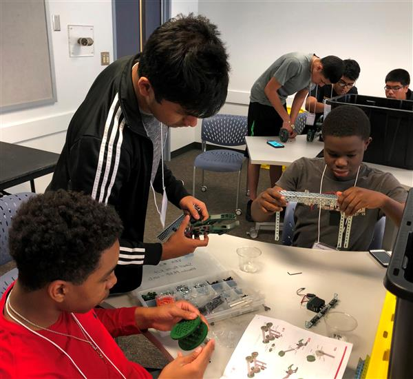 Stem School Grants: STEM To STEAM / Alief STEM Academy