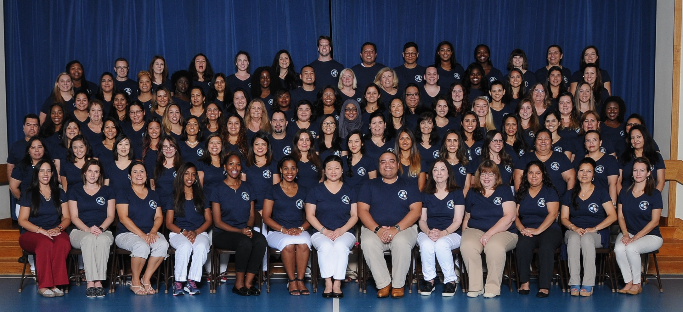 Martin Mustangs, GEARED-UP for 2017-2018!