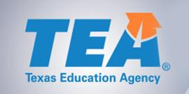 Graphic of Texas Education Agency logo